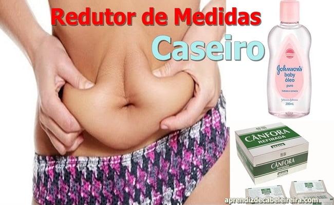 ACEITE REDUCTOR HECHO EN CASA EFECTIVO
